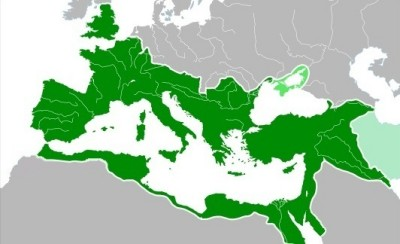 At the height of the Roman Empire, Latin was the lingua franca of most of Europe, Asia Minor and North Africa