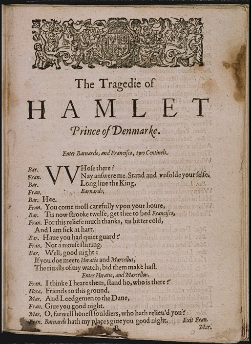 an analysis of the hamlets heroism in hamlet a play by william shakespeare In the play hamlet two of the character's fathers are after the greeks came seneca who was very influential to all elizabethan tragedy writers,including william shakespeare shakespeare's hamlet is one of many heroes of the elizabethan and jacobean stage who finds himself.